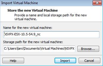 Import-NetScaler-VPX-VMWareWorkstation