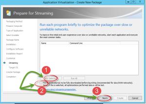 Microsoft App-V 5 Paket Optimierung