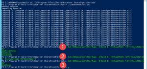 Citrix Storefront Resource Filtering konfigurieren